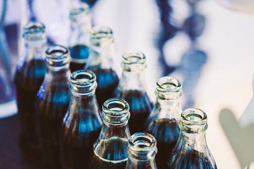 Ici, la dose de sirop donnée aux souris chaque jour équivaut à boire un soda par jour.