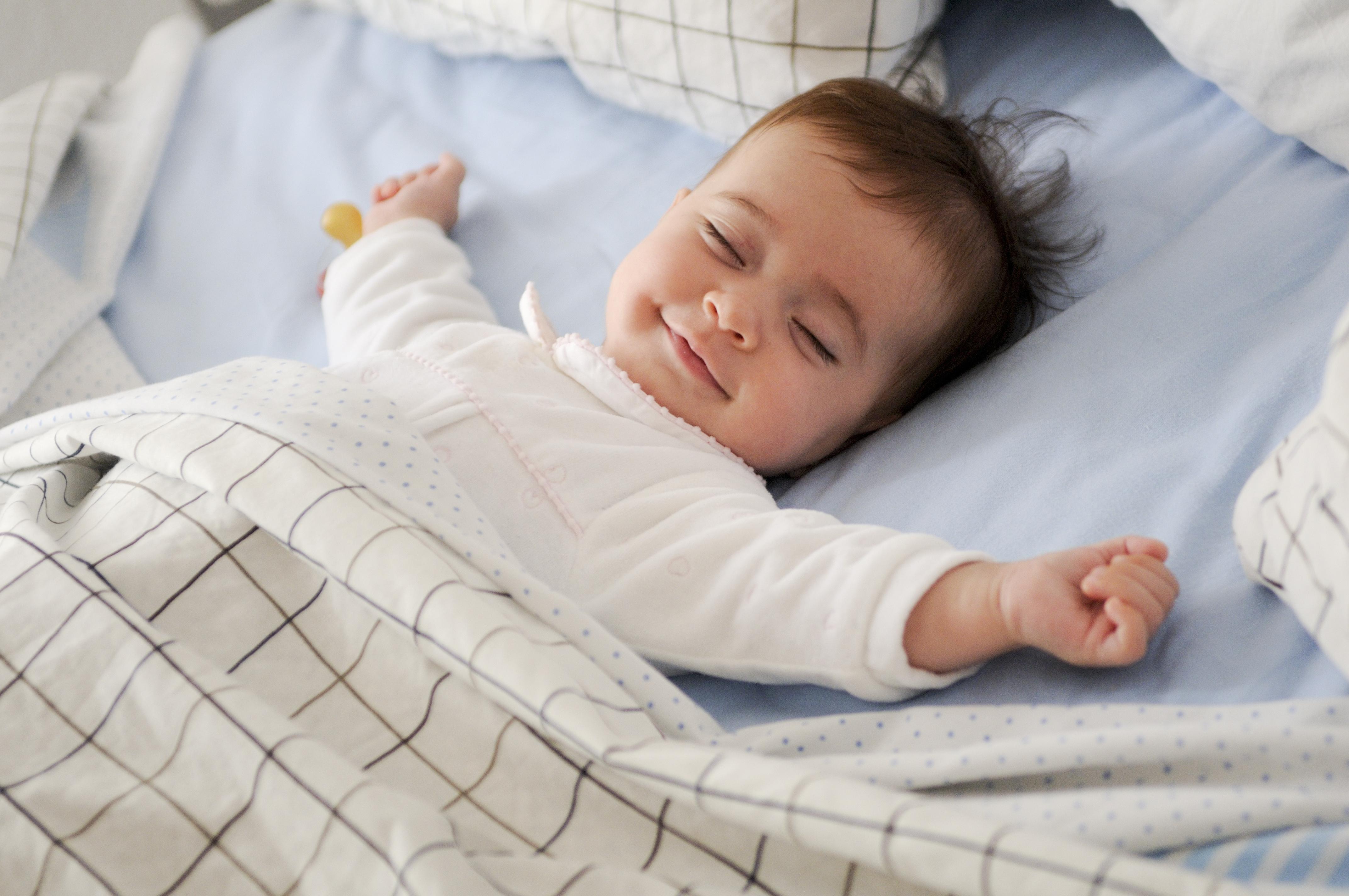Les caractéristiques du sommeil des enfants, telles que la durée, le moment, la rapidité d'endormissement, la qualité et la variabilité du sommeil, sont de plus en plus associées à un large éventail de résultats de santé (Visuel Adobe Stock 110520599)
