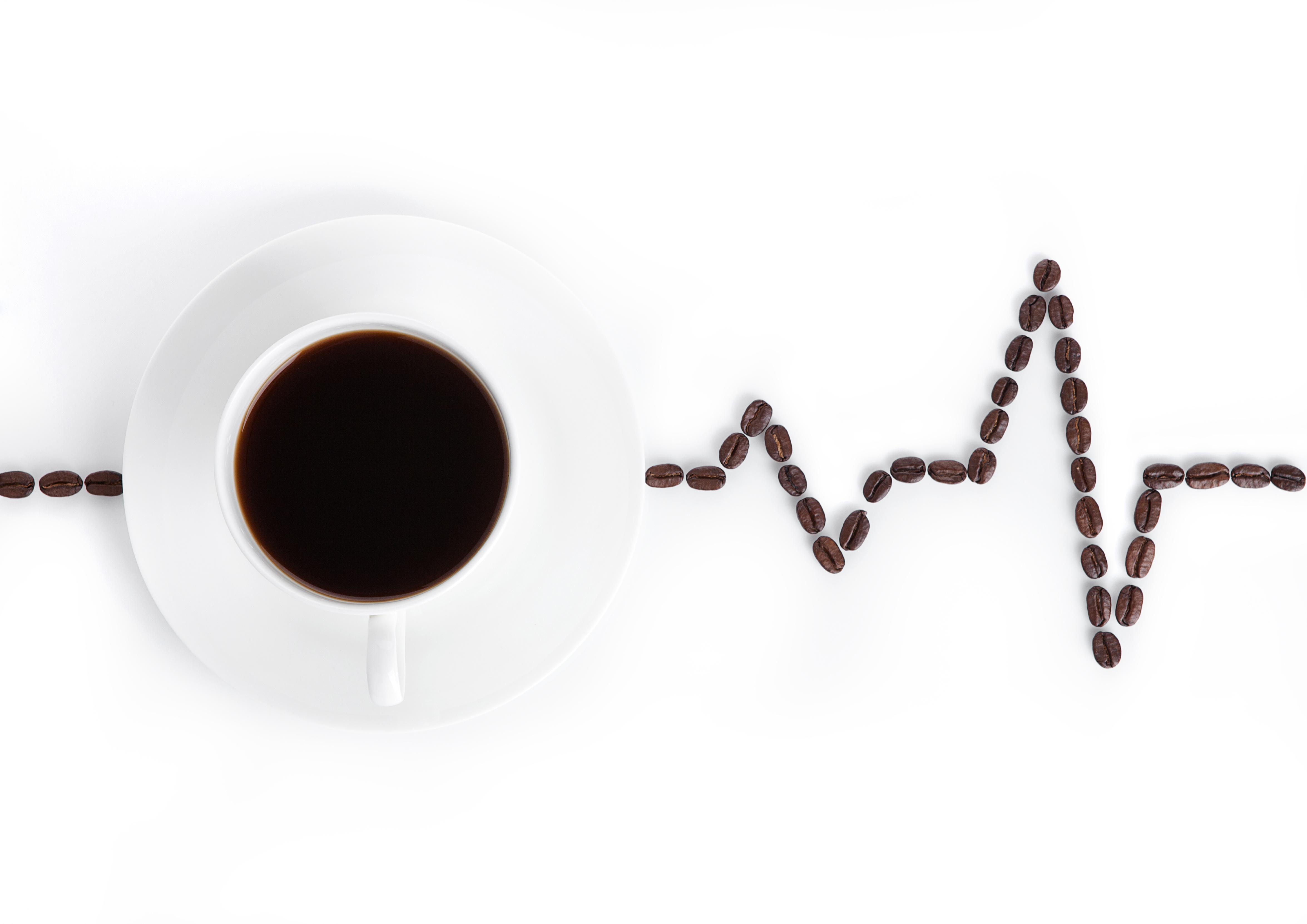 L'augmentation de la consommation de caféine associée à une diminution du risque d'insuffisance cardiaque (Adobe Stock 129374726)
