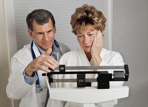 Le poids corporel d'un patient à 20 ans puis à 40 ans prédit relativement précisément son risque futur d'insuffisance cardiaque ou d'événement cardiaque majeur.