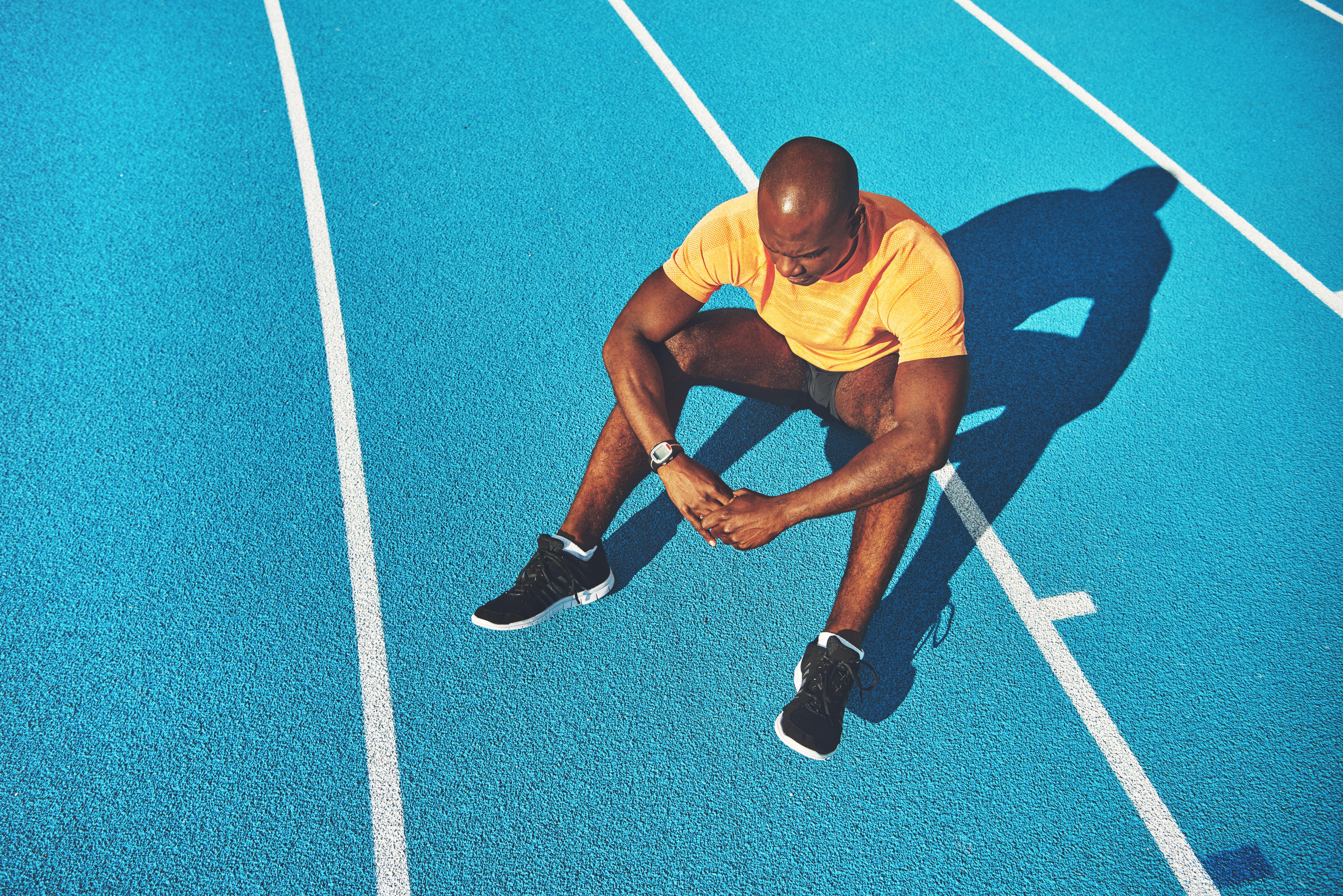 Le surentraînement mène à la fatigue physique mais aussi cognitive