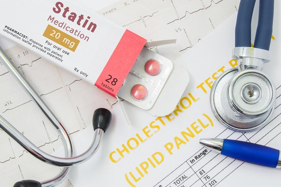 Les statines pourraient réduire la sévérité de la maladie COVID-19 (Visuel Adobe Stock 169866578).