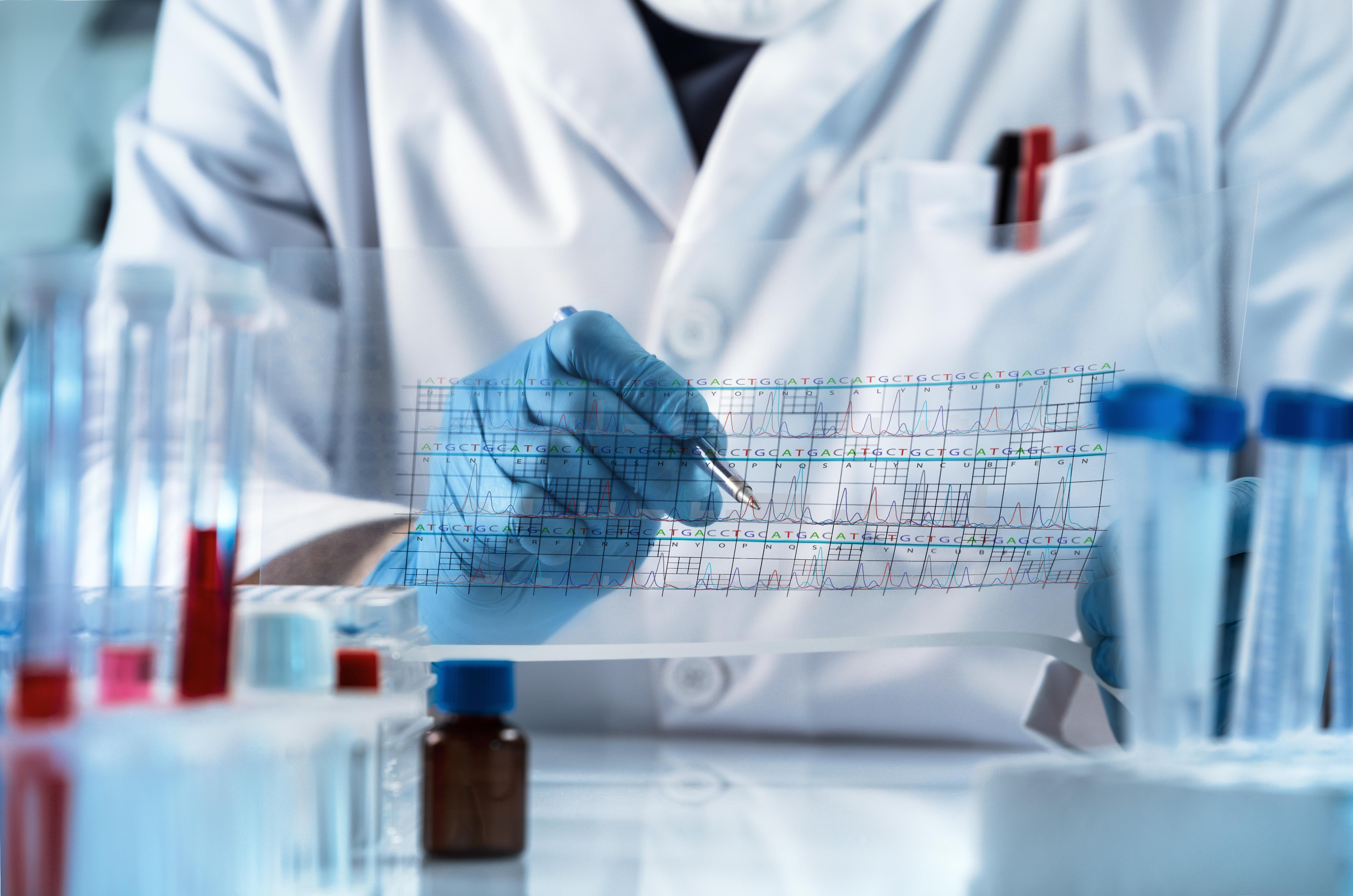 80% des patients atteints de cette maladie héréditaire rare, caractérisée par un déficit en protéine en Alpha-1-Antitrypsine (protéine AAT) développeront une atteinte pulmonaire (Visuel Adobe Stock 206681170)