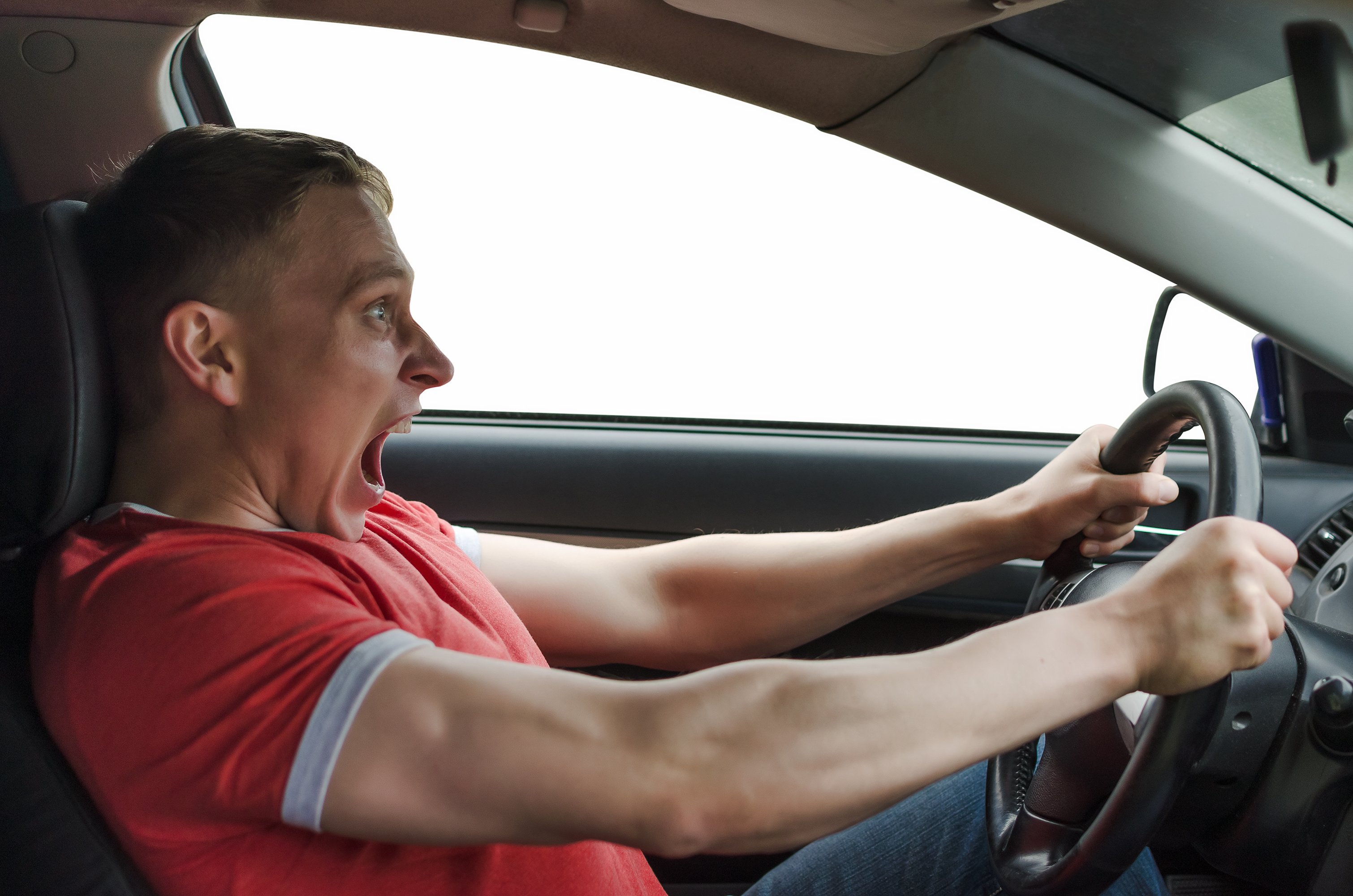 Cette étude d'analyse du stress au volant, menée dans les règles de l'art identifie un nouveau type de stress, celui de « l'accélération » (Visuel Adobe Stock 208658907)