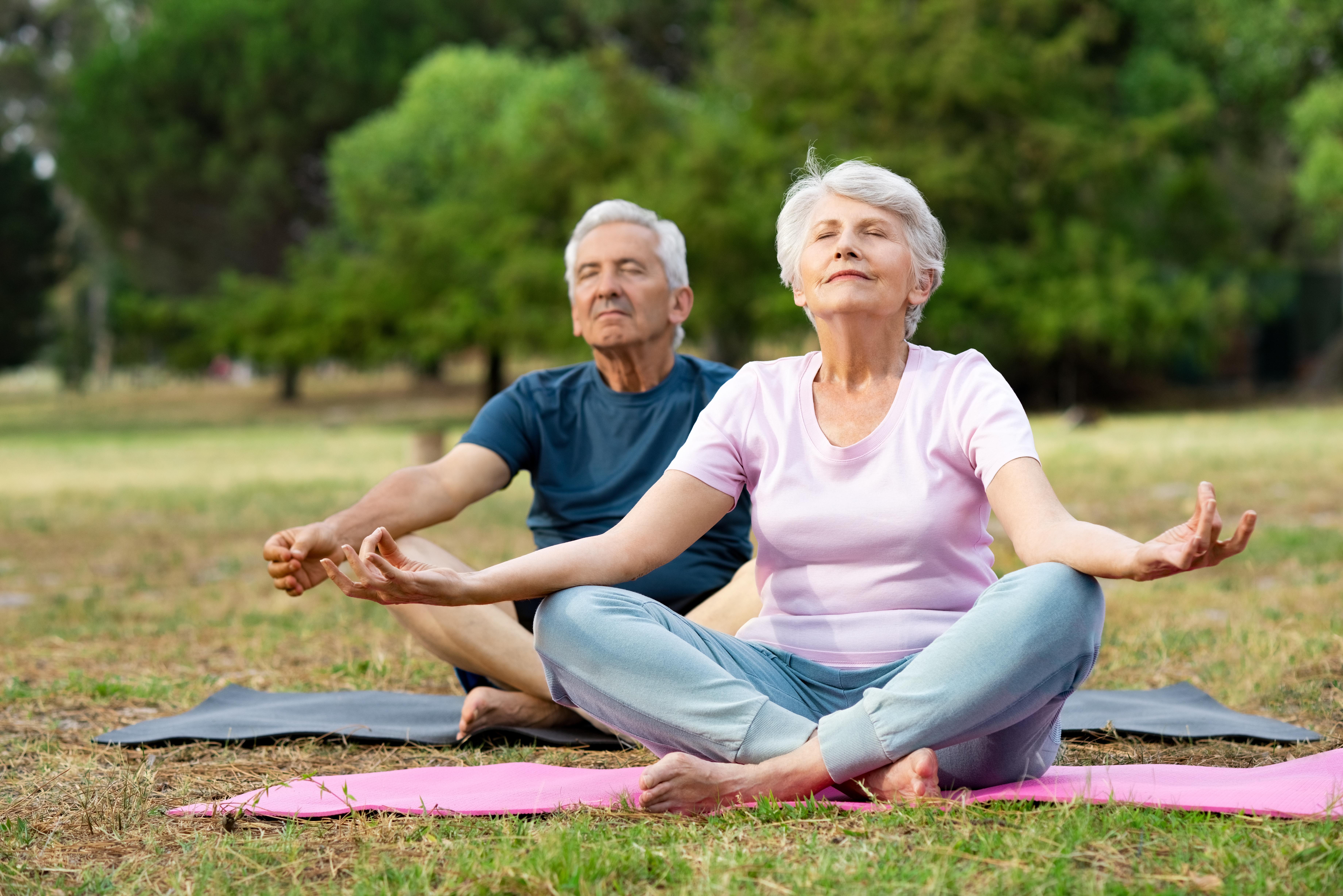 2 effets contraires de la pandémie COVID-19 sur la santé mentale des plus âgés : les plus fragiles ont souffert d'anxiété, les plus positives ont accru leur résilience (Visuel Adobe Stock 224846734)