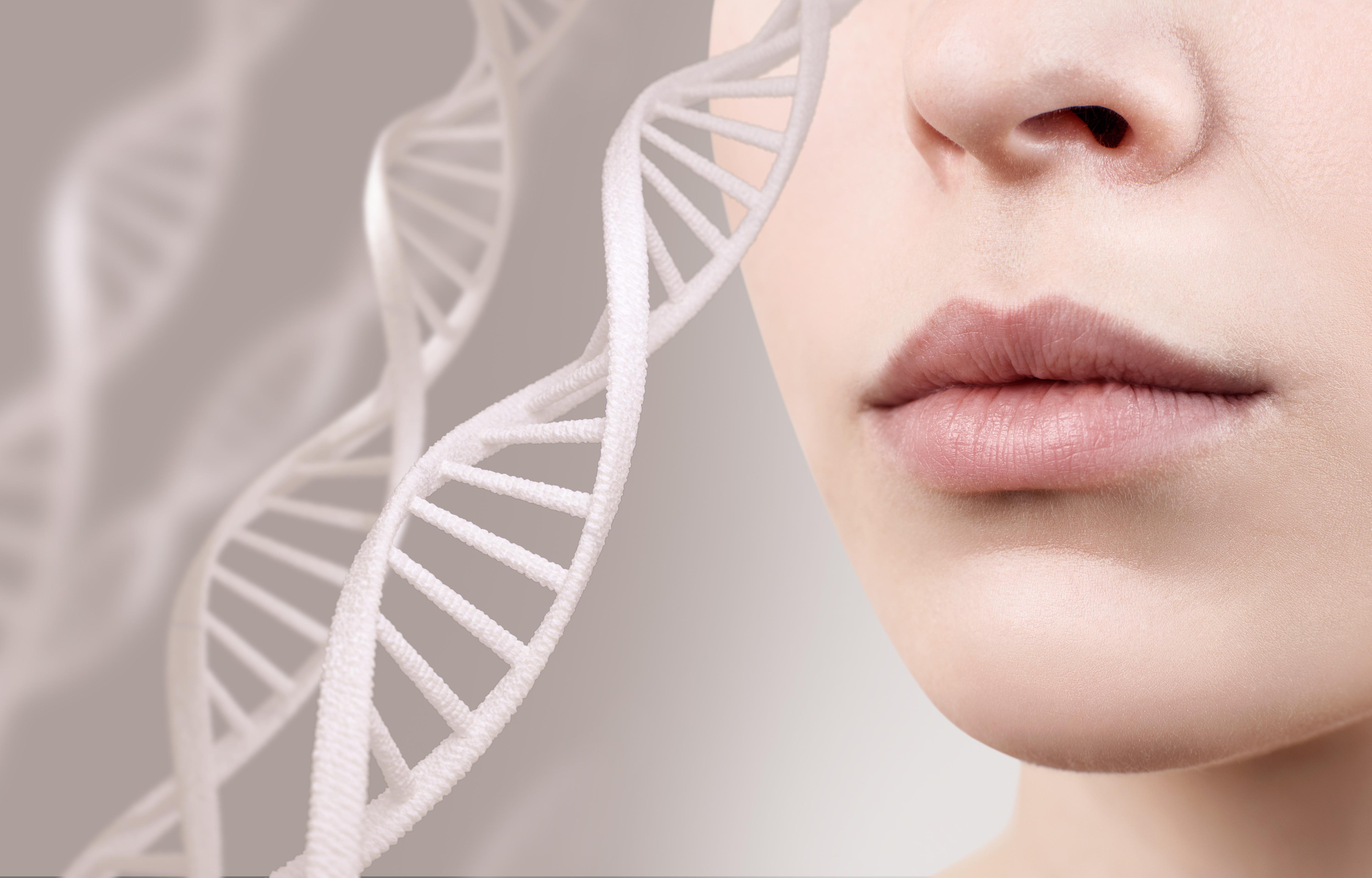 Découverte de 32 sites génétiques qui influencent la forme du nez, des lèvres, de la mâchoire et des sourcils (Visuel Adobe Stock 226452585)