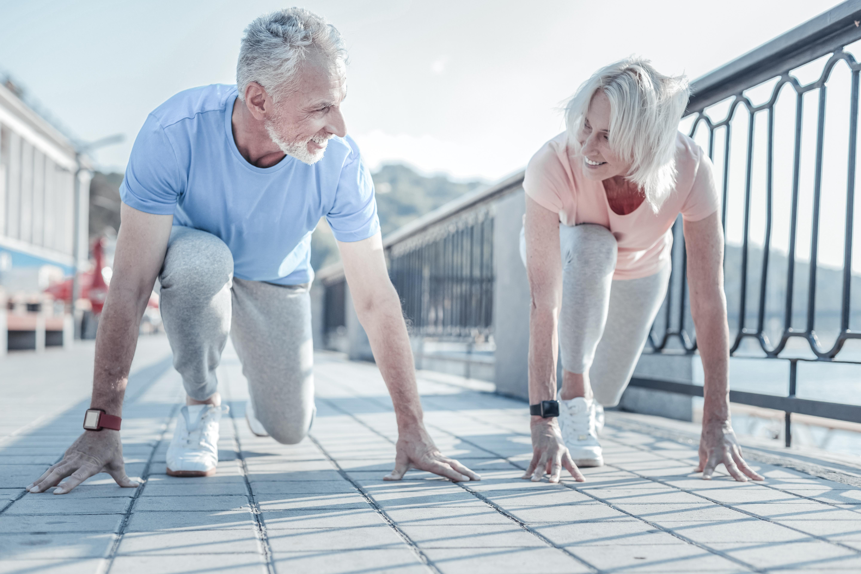 COMT, un gène « de la dopamine » particulièrement critique chez les personnes âgées, en particulier pour leur mobilité (AdobeStock_227446917)