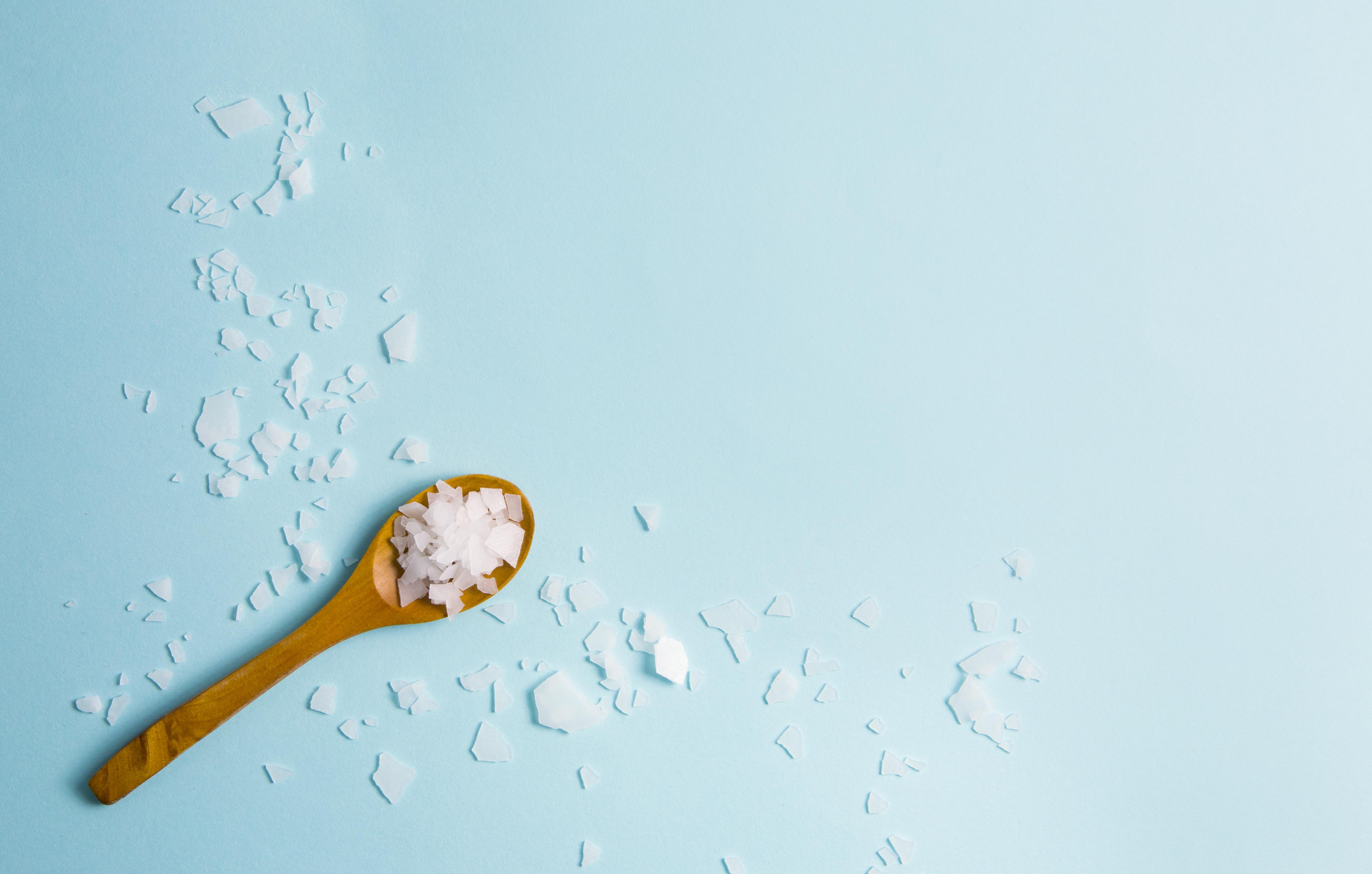 Le sel à faible teneur en sodium permet de réduire le risque d'accident vasculaire cérébral  (Visuel Adobe Stock 240785579)