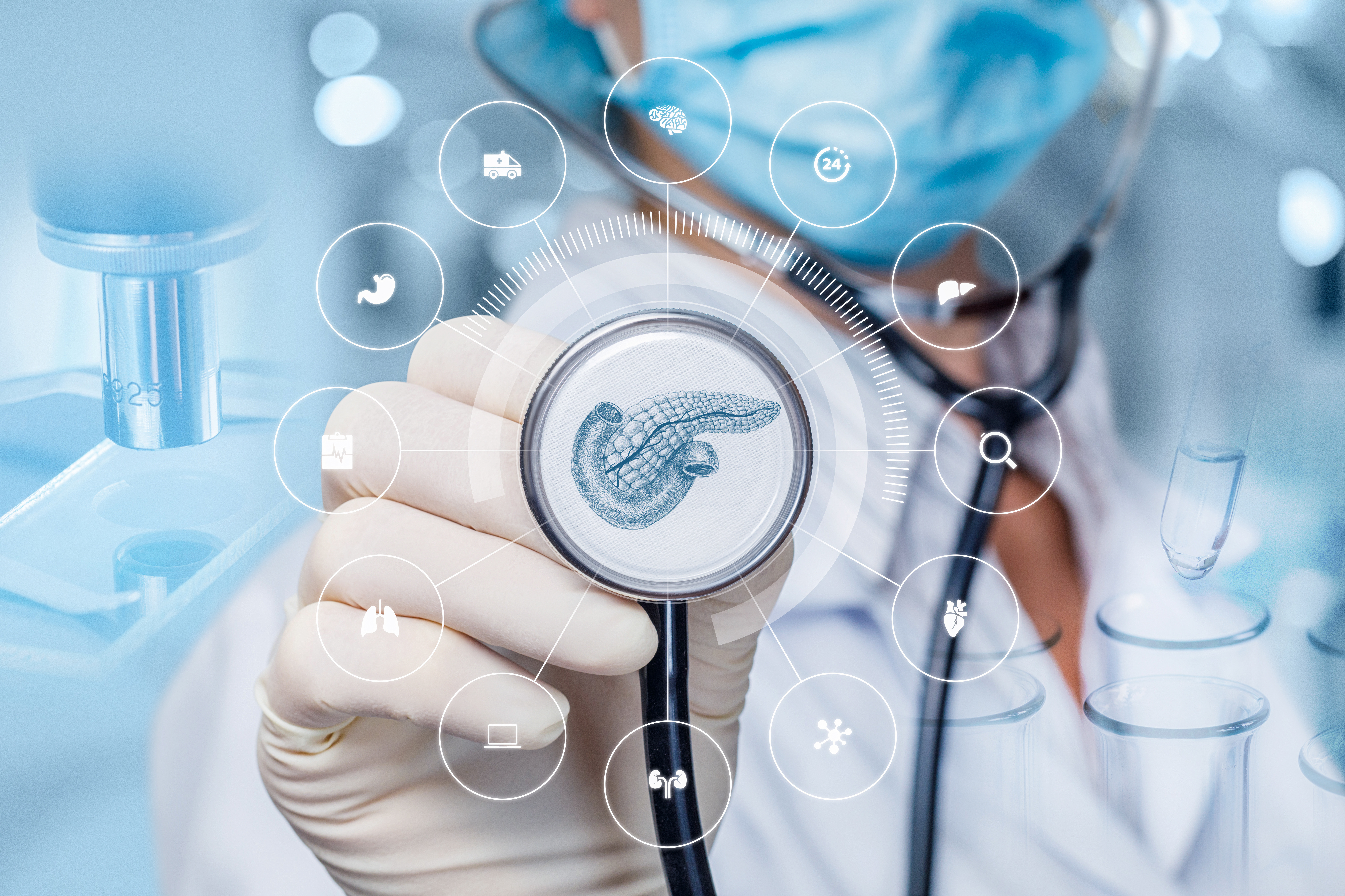 Ce nouvel anticorps monoclonal expérimental, l'evinacumab montre sa capacité à réduire les triglycérides chez les patients atteints d'hypertriglycéridémie sévère et ayant des antécédents d'hospitalisation pour pancréatite aiguë (Visuel Adobe Stock 281104038)