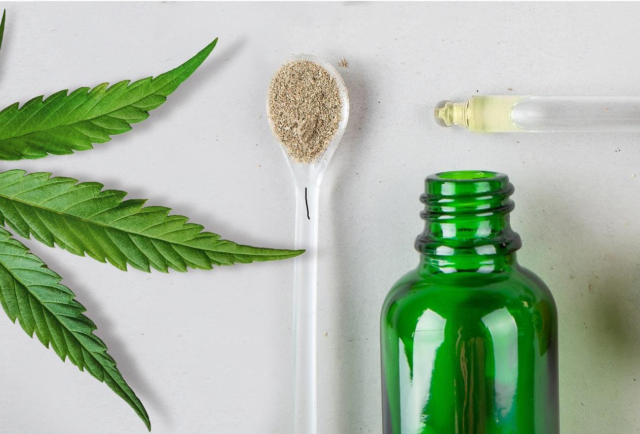 Un peptide pourrait permettre au cannabis médical de jouer ce rôle antalgique en toute sécurité, sans effets secondaires (Visuel Adobe Stock 283961440)