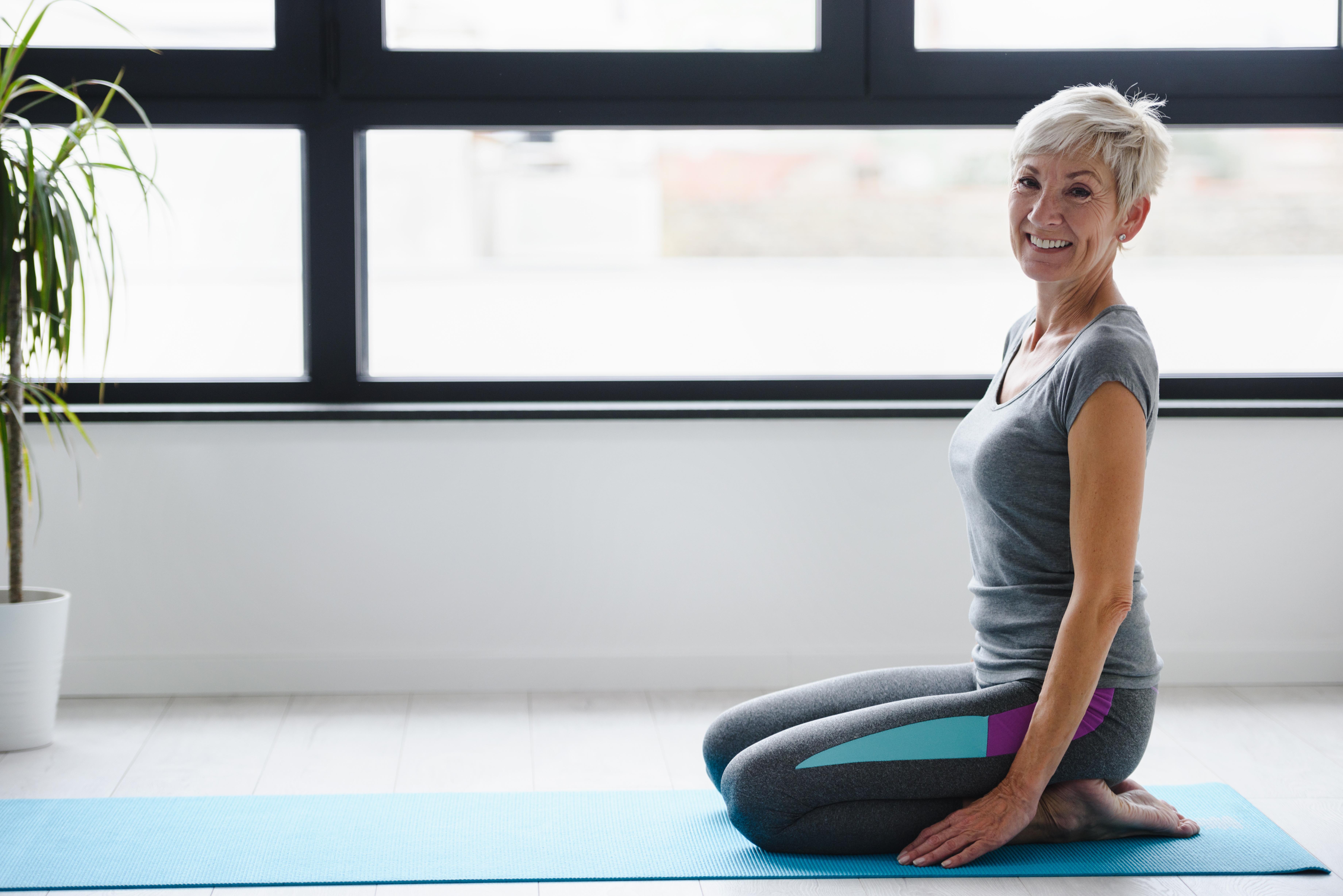 L'activité physique à elle-seule ne semble pas pouvoir totalement compenser les changements défavorables du profil lipidique associés à la ménopause.