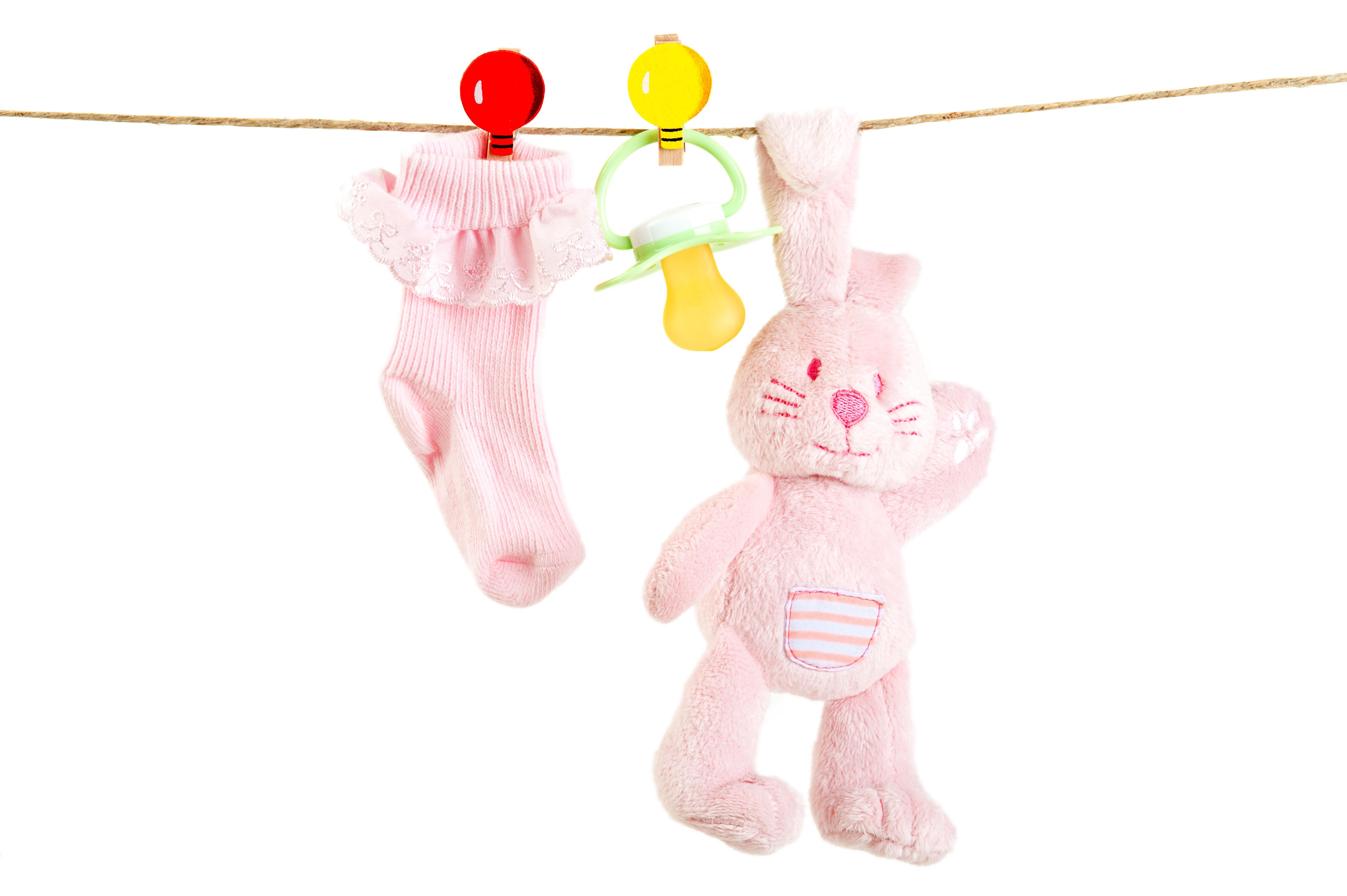 Les chaussettes pour bébés contiennent des traces de bisphénol A et de parabènes !