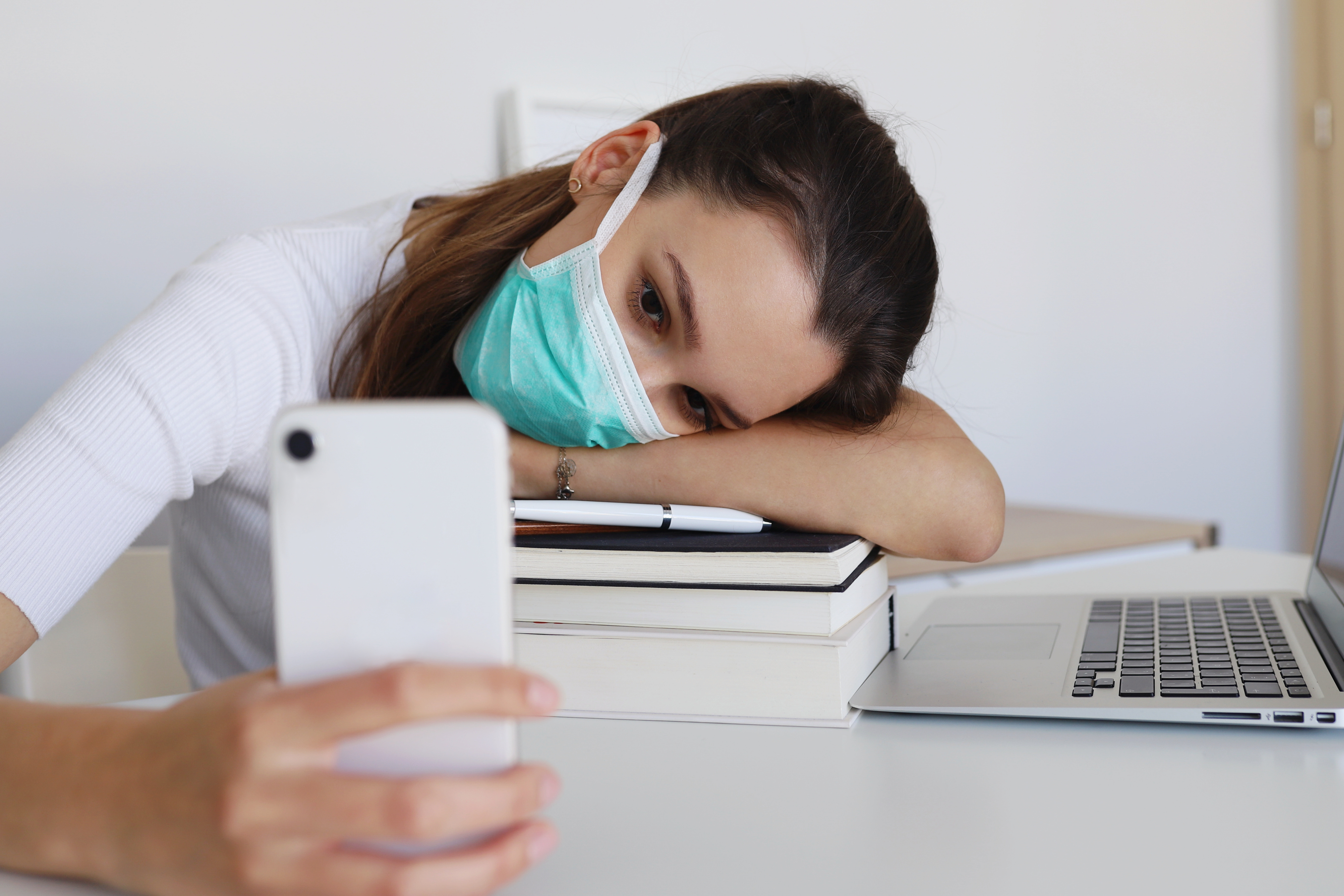 En Europe, la prévalence de la dépression atteint 26% (Visuel Adobe stock 341423669)