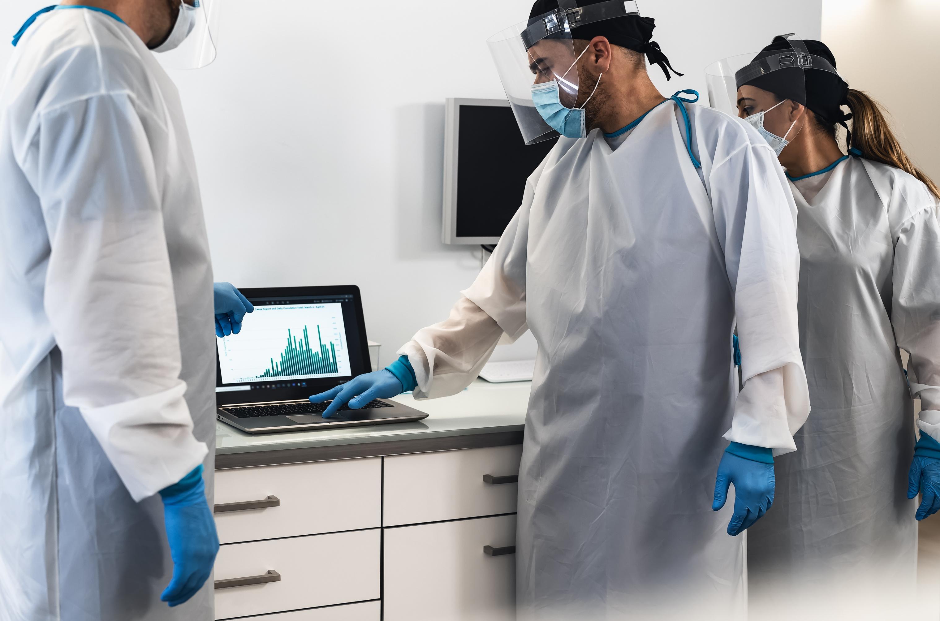 Le nombre total de décès enregistrés pendant la période pandémique de mars à juillet 2020 dépasse de loin ceux directement liés au COVID-19 (Visuel AdobeStock_379354779)