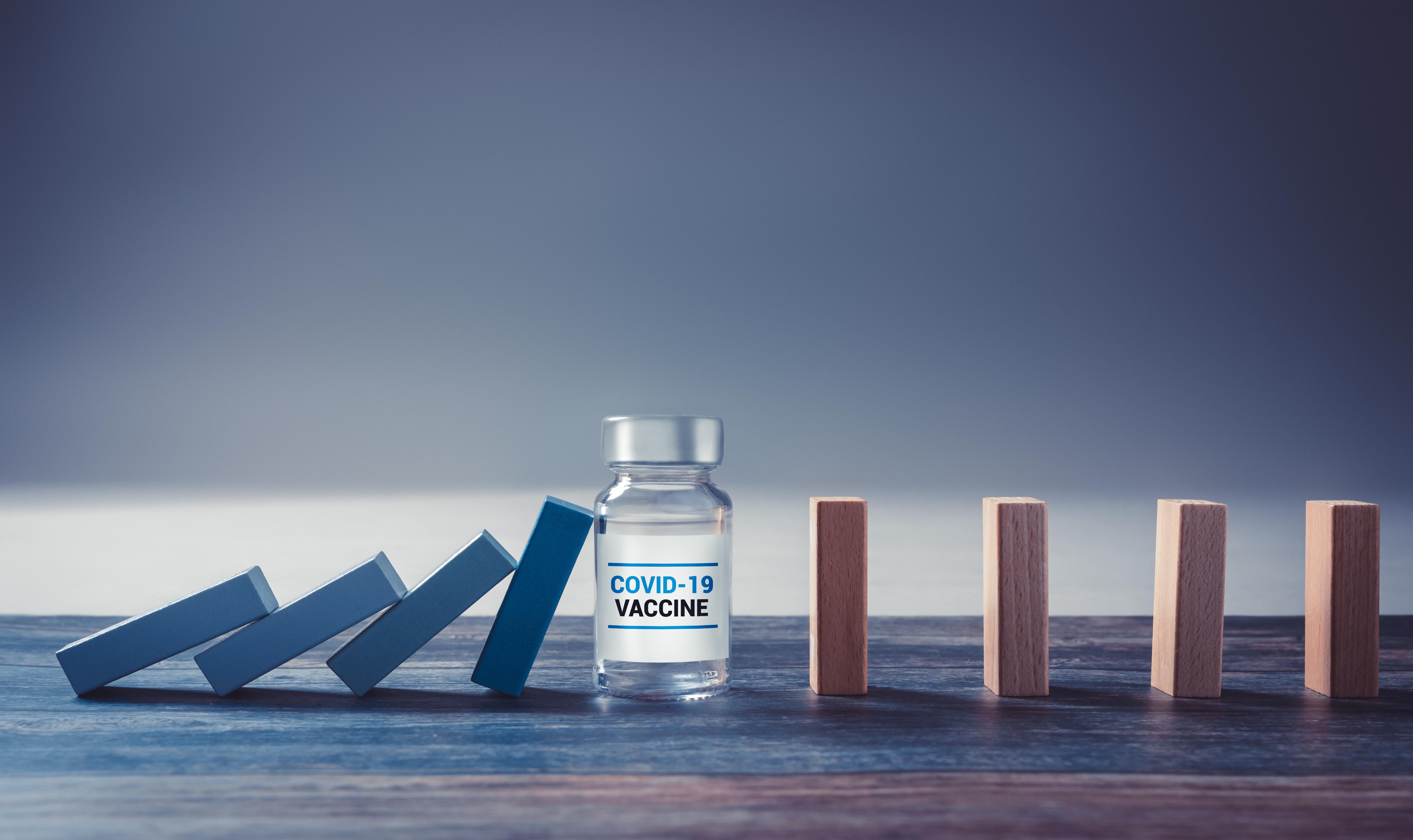 La seconde dose est primordiale pour apporter un maintien à plus long terme de l'immunité (Visuel Adobe Stock 398233632)