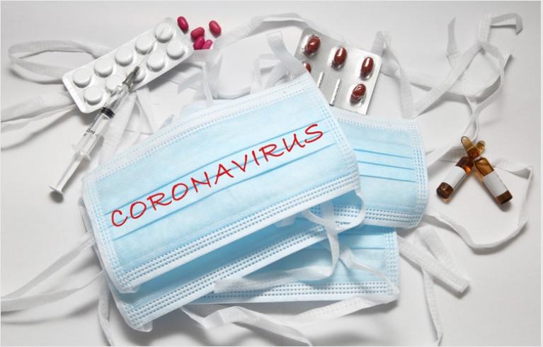 Plusieurs de ces médicaments candidats au repositionnement, boostent l'activité du remdesivir, un traitement standard actuel pour le COVID-19 (Visuel Sanford Burnham Prebys Medical Discovery Institute).