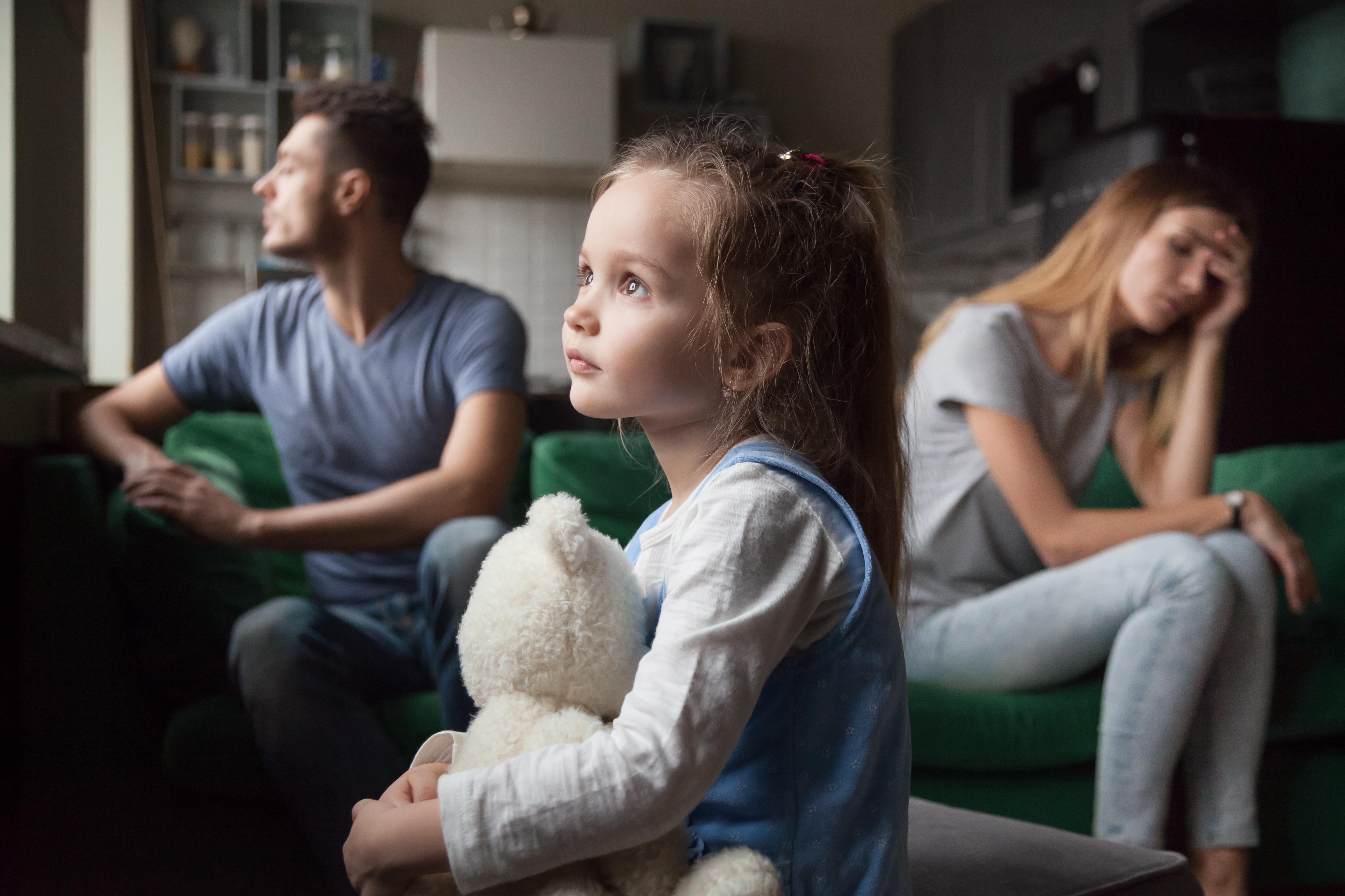 Chez les enfants de parents dépressifs, le putamen droit, une zone liée à la récompense, à la motivation et au plaisir, est de taille réduite