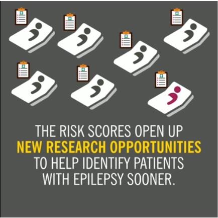 Ces nouveaux scores de risque génétique de l'épilepsie qui vont permettre de mieux détecter, diagnostiquer et traiter la maladie.