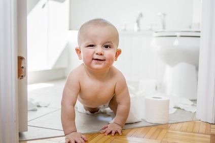 Et si les selles de bébé étaient la meilleure source de probiotiques bénéfiques ?