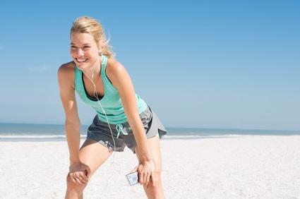 Chez les jeunes aussi, pratiquer une activité physique au moins une fois par semaine c'est 40% de chances en plus d'être heureux !