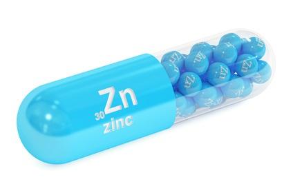 Le zinc est démontré comme efficace dans la régulation de la tension artérielle (Visuel Fotolia 118649963)