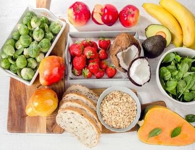 Des fibres alimentaires de poids moléculaires différents permettent de réguler l'agrégation de ces particules solides et donc la digestion