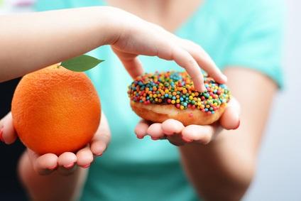 La prévalence de l'obésité infantile a été multipliée par plus de 6 en 40 ans