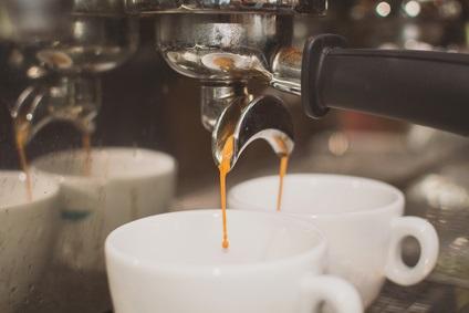 a machine à café capable de créer les conditions idéales pour que des champignons « Fungus » se développent ?