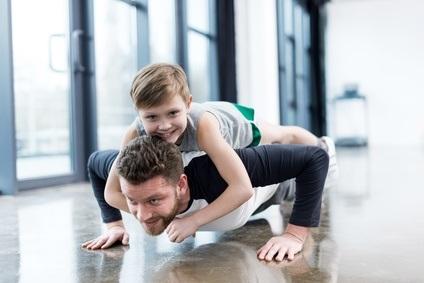 L'exercice paternel a également un impact significatif sur la santé métabolique de la progéniture, et cela jusqu'à l'âge adulte.