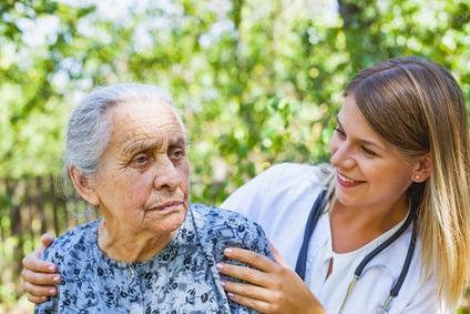 Les deux tiers des personnes âgées « avouent » ne pas traiter leur dépression et préférer « souffrir en silence » (Visuel Fotolia 170950678)