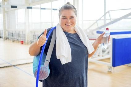 Dans quelques cas, l'obésité et la graisse corporelle ont un effet protecteur, ce sont des « paradoxes de l'obésité » (Fotolia 175939381)