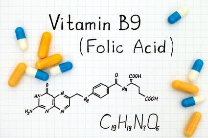 Chez les patients ayant un risque extrêmement élevé d'AVC,  les participants qui ont pris de l'acide folique ont un risque d'AVC divisé par 3 vs les participants « privés » d'acide folique