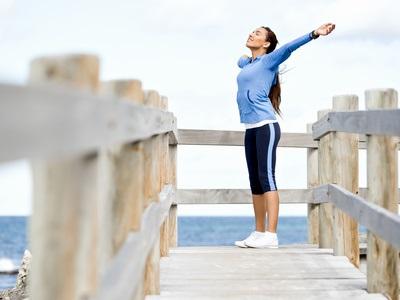 Plus tôt dans la vie vous vous mettez à entretenir votre forme physique, meilleures sont vos chances de prévenir la dépression
