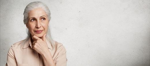 Les personnes âgées sont moins susceptibles de reconnaître qu'elles ont commis une erreur