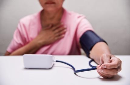 On sait que l'hypertension (HTA) est associée à un risque accru de dépression, mais on ignore si les médicaments antihypertenseurs contribuent à ce risque (Visuel Fotolia 190107013)