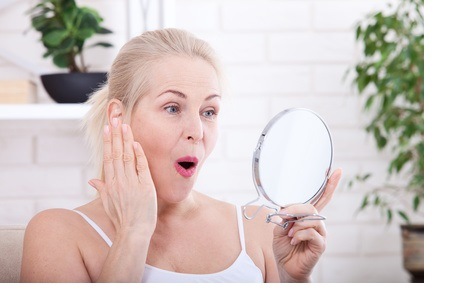 La recherche cible une mutation génique dans l'ADN mitochondrial qui provoque un vieillissement de la peau et la perte des cheveux.