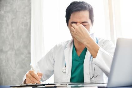 L'augmentation de la concentration de cortisol dans le sang s'avère associée à une réduction des volumes cérébraux