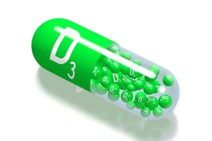La vitamine D réduit de 65% le risque de colite associée à l'immunothérapie (Visuel Fotolia 205608099)
