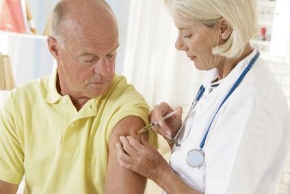 Le vaccin contre la grippe apporte une protection vitale contre COVID-19 (Visuel Fotolia 34999560)
