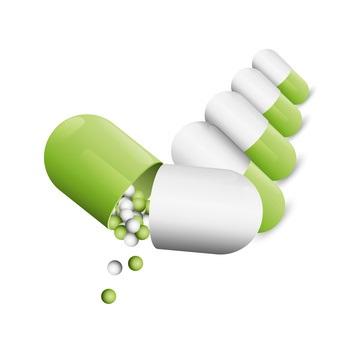 Le temps est proche où de simples probiotiques ou « bonnes bactéries » pourront redonner sa santé à un microbiote déséquilibré et appauvri par la MICI (Visuel Fotolia 45119104)