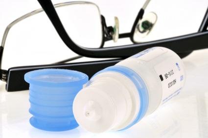 Plus d'un tiers des personnes de plus de 65 ans sont atteintes de sécheresse oculaire (Visuel Fotolia 71364394)