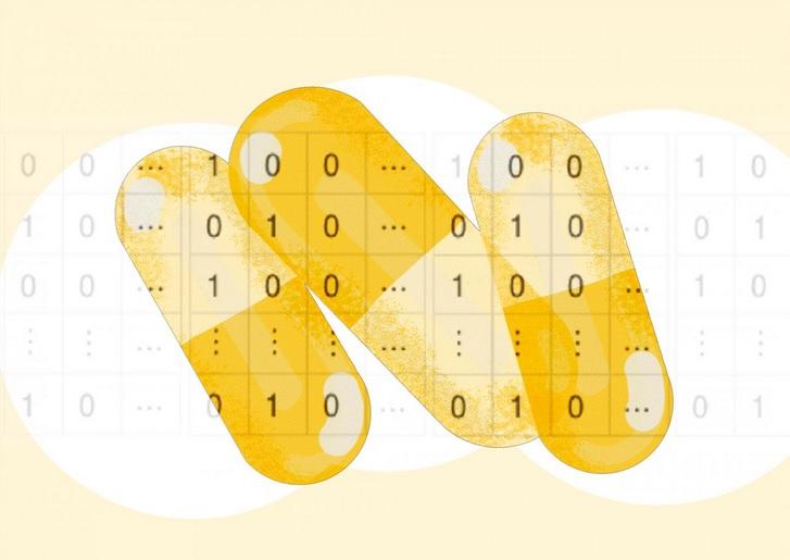 L'intelligence artificielle (IA) peut jouer un rôle primordial dans l'analyse des données et le choix des traitements des cancers (Visuel Matti Ahlgren, Université Aalto)