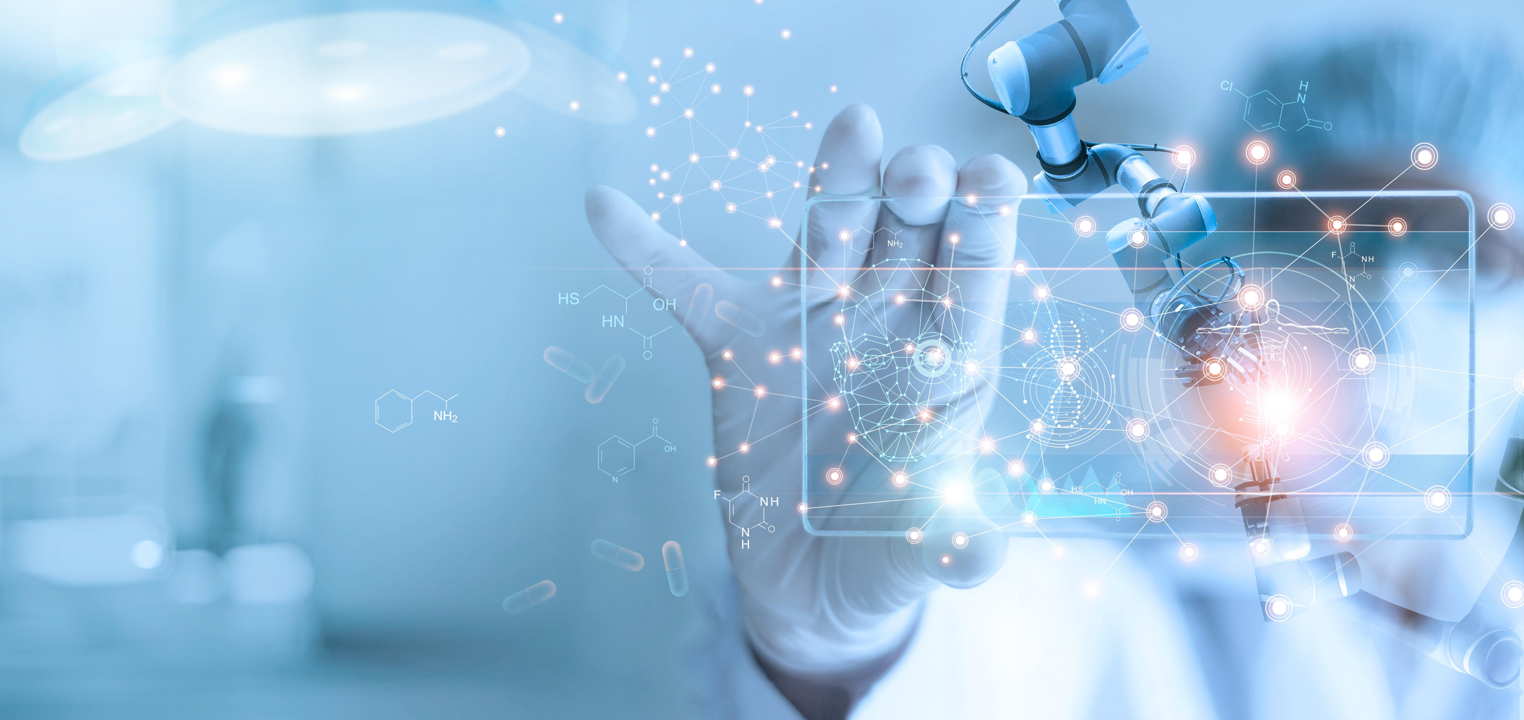 Développé à partir du plus large ensemble de données cliniques à ce jour et basé sur l'apprentissage automatique systématique, ce modèle de prédiction atteint une précision de 91% (Visuel Adobe Stock 300546901).