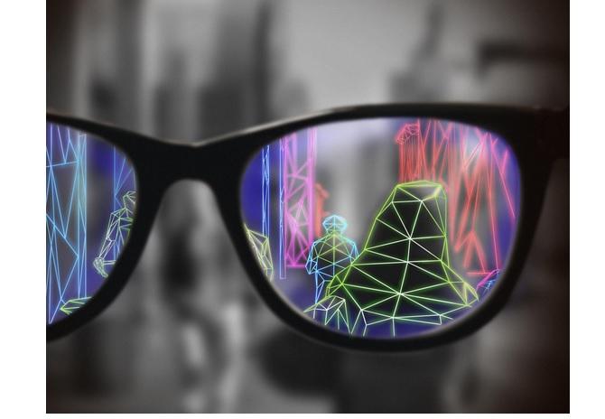 Des lunettes utilisant la réalité augmentée pour aider les personnes malvoyantes à mieux naviguer dans leur environnement