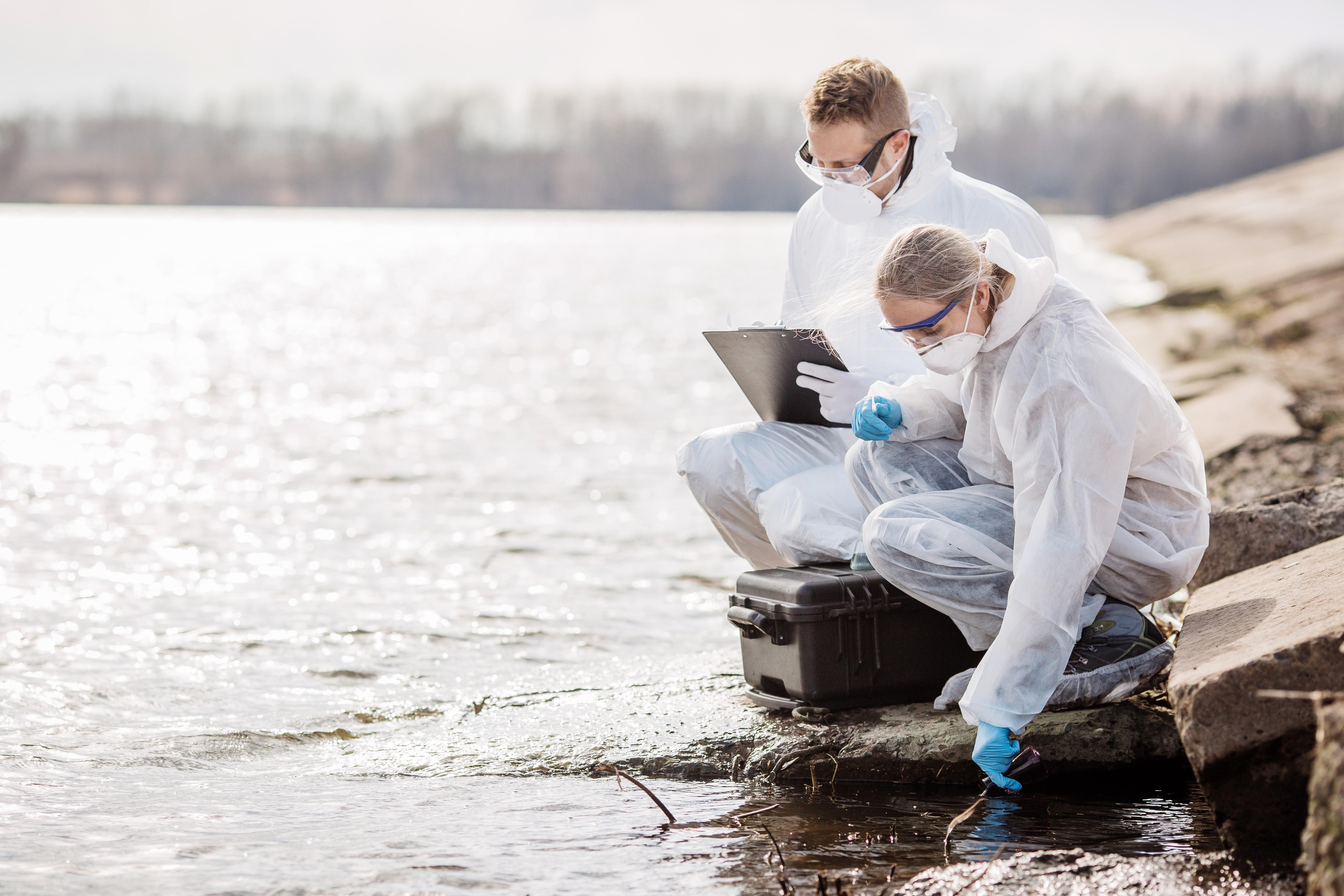 La résistance des pathogènes n'est pas seulement causée par la surutilisation des antibiotiques mais également par la pollution (Visuel Adobe Stock 144641092 )