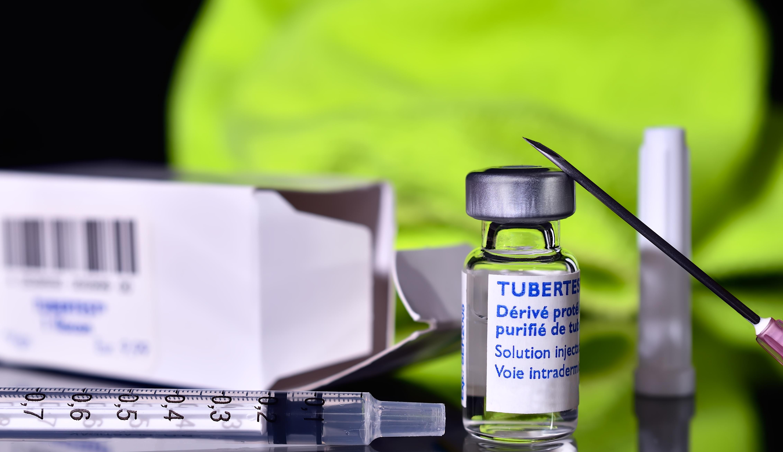 La tuberculose est responsable d'environ un million et demi de décès chaque année