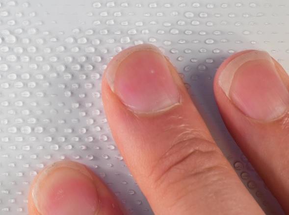 Ce nouveau matériau pourrait réduire de plus de 90% les niveaux de bactéries