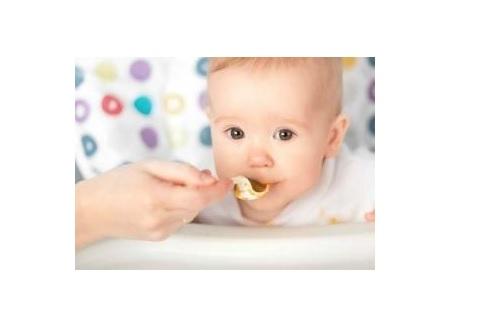 Les recommandations sur le moment optimal d'introduction dans l'alimentation du nourrisson des aliments complémentaires au lait maternel ou aux préparations fixent l'âge de 6 mois environ
