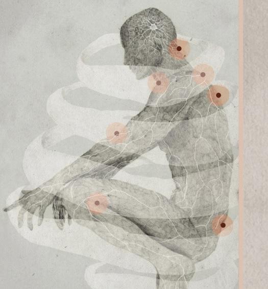 Les hommes sont également moins susceptibles de passer les tests de détection des « points sensibles », permettant de poser le diagnostic.