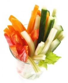 Un apport plus modeste que les « 5 (portions de) fruits et légumes par jour » recommandées, entraîne déjà un effet bénéfique